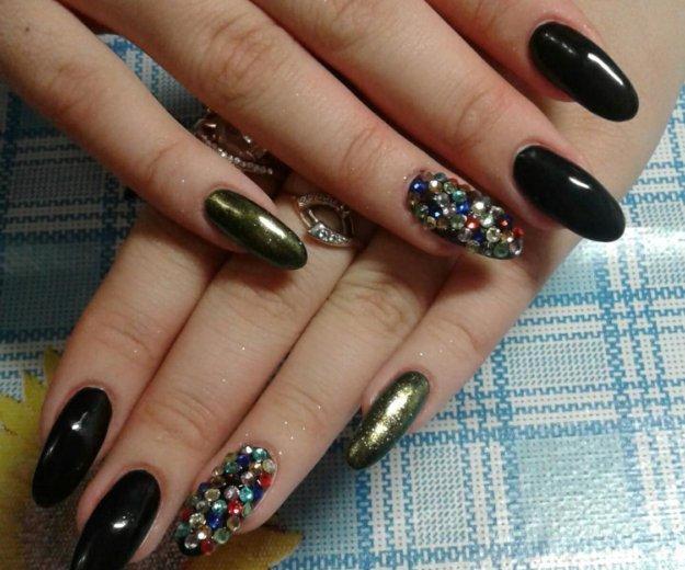 Мастер по наращиванию ногтей. Фото 1. Астрахань.