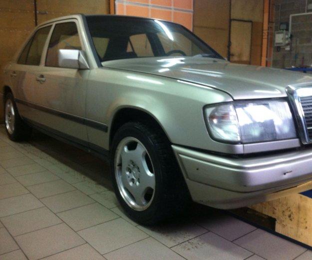 Mercedes w124 2.3. Фото 4. Староминская.