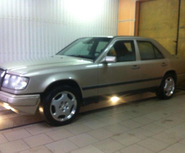 Mercedes w124 2.3. Фото 3. Староминская.