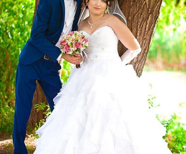 Свадебное платье. Фото 3. Ульяновск.