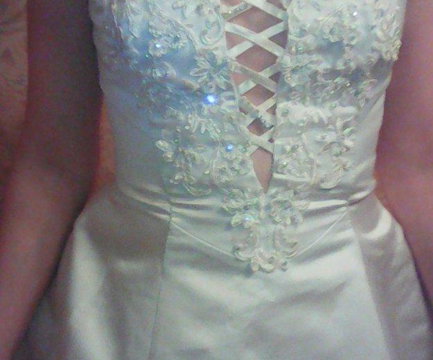 Свадебное платье. Фото 2. Петрозаводск.