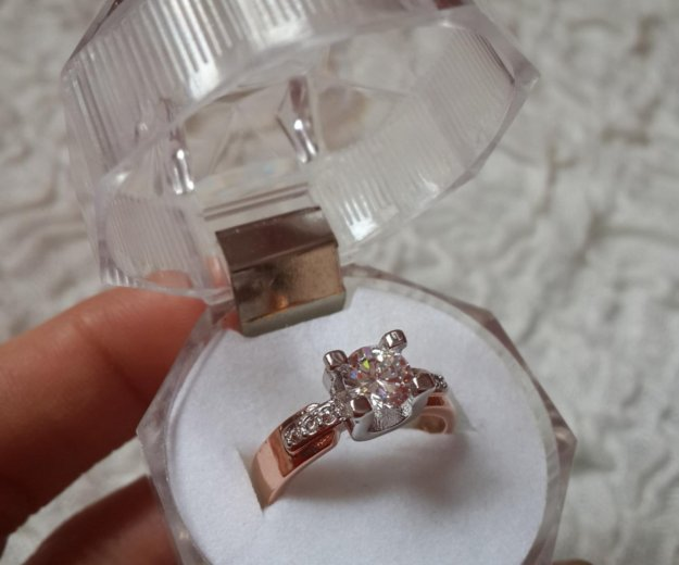 Шикарное кольцо  (7). Фото 3.