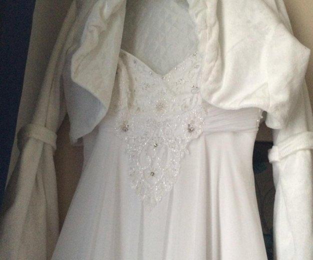 Свадебное плать. Фото 3. Поварово.