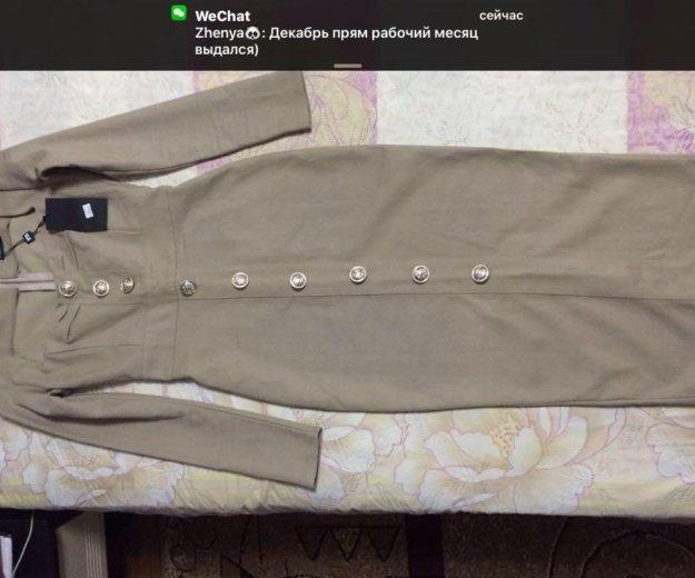 Платье джинсовое длинное.. Фото 2. Ставрополь.