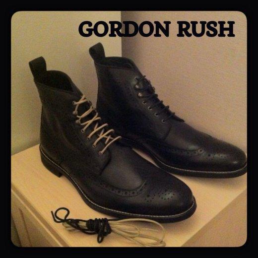 Новые gordon rush ботинки класса люкс 44-44,5 разм. Фото 1. Москва.