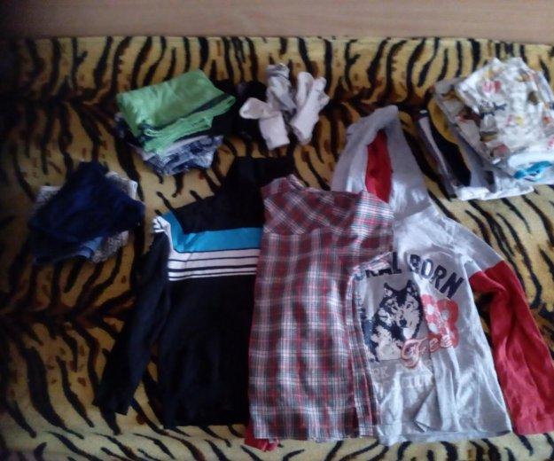 Вещи на мальчика 4-7 лет. Фото 4. Новокузнецк.