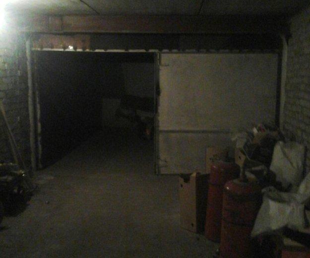 Железо-бетонный гараж. Фото 1. Саратов.