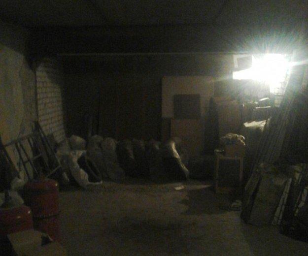Железо-бетонный гараж. Фото 2. Саратов.