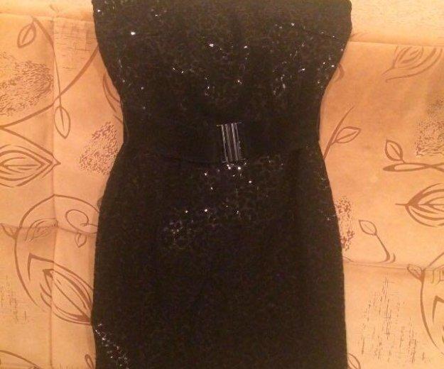 Платье чёрное в пайетках. Фото 3. Нижний Новгород.