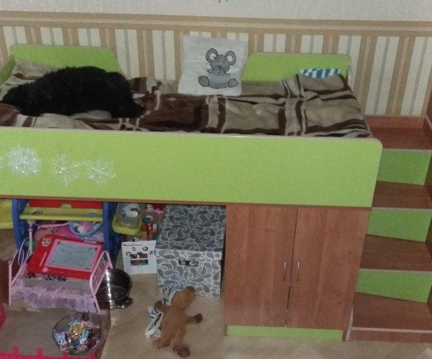 Кровать лестница и матрас. Фото 2. Санкт-Петербург.