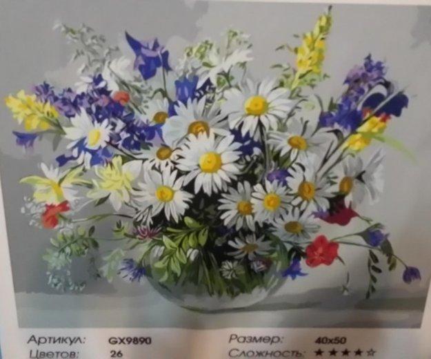 Картины по номерам. Фото 4. Краснодар.