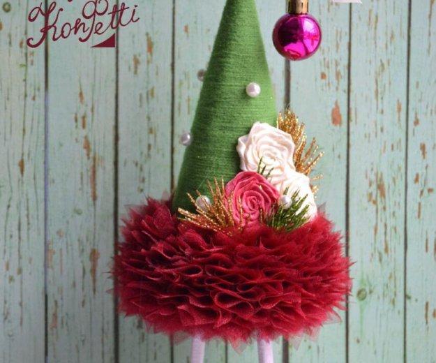 Новогодний подарок! интерьерная елочка!!!!!. Фото 1. Новосибирск.