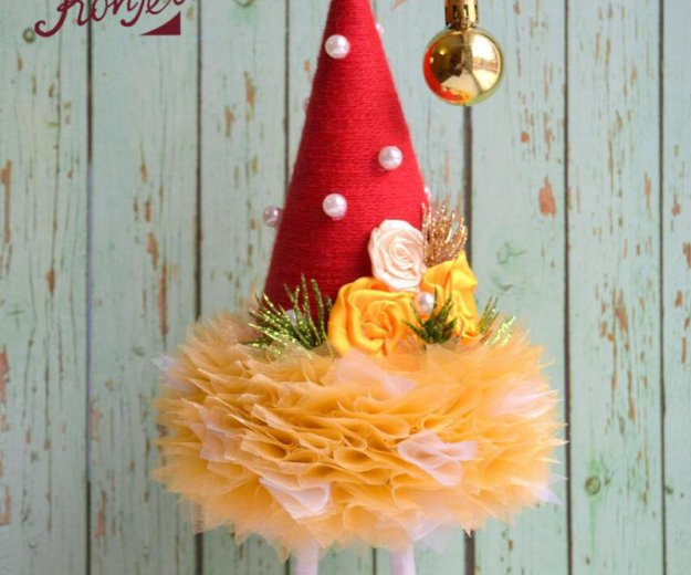 Новогодний подарок! интерьерная елочка!!!!!. Фото 2. Новосибирск.