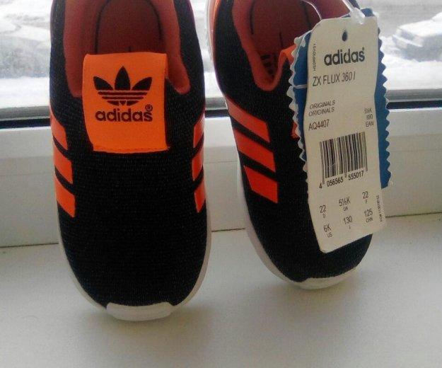Новые стильные кроссовки adidas. Фото 2. Обнинск.