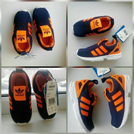 Новые стильные кроссовки adidas. Фото 1. Обнинск.