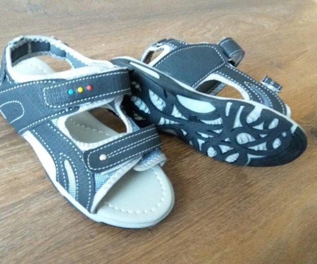 Новые детские сандали. Фото 1. Тюмень.
