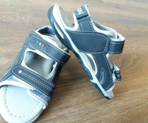 Новые детские сандали. Фото 2. Тюмень.