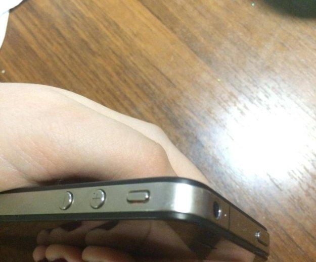 Iphone 4 (черный) на 16 гб. Фото 3. Ижевск.