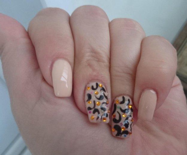 Дизайн ногтей. Фото 3. Новокузнецк.