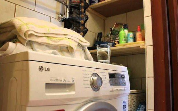 Подключение стиральных машин. Фото 1. Москва.