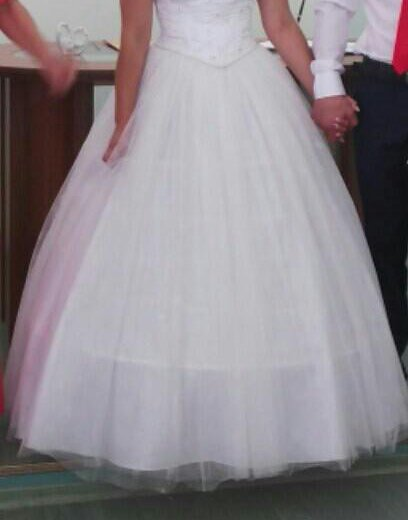 Цена снижена!!свадебное платье)). Фото 2. Домодедово.