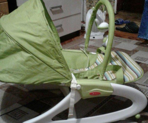 Детская ортопидическая кресло качалка. Фото 2. Саратов.