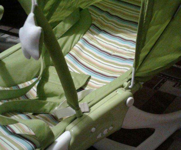 Детская ортопидическая кресло качалка. Фото 3. Саратов.