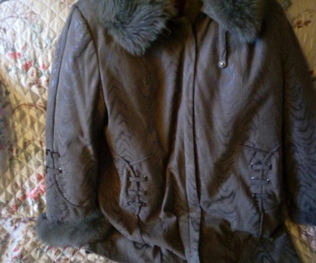 Куртка зимняя размер 50. Фото 1. Москва.