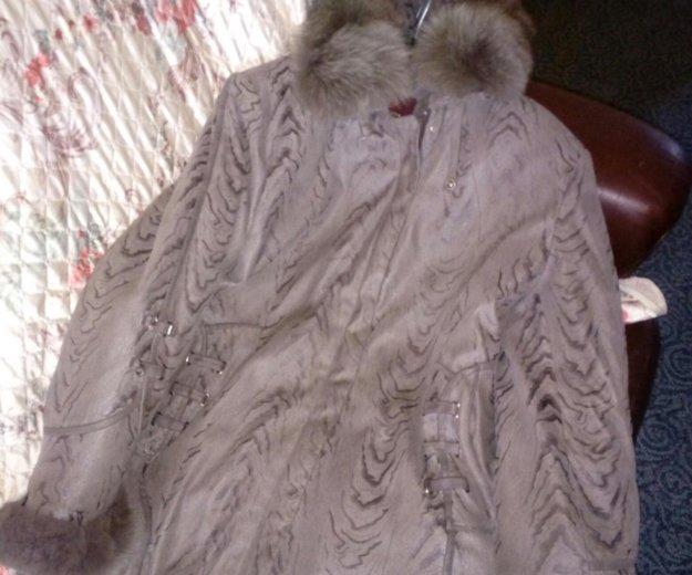 Куртка зимняя размер 50. Фото 2. Москва.