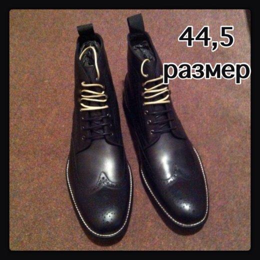 Новые gordon rush ботинки класса люкс 44-44,5 разм. Фото 4. Москва.