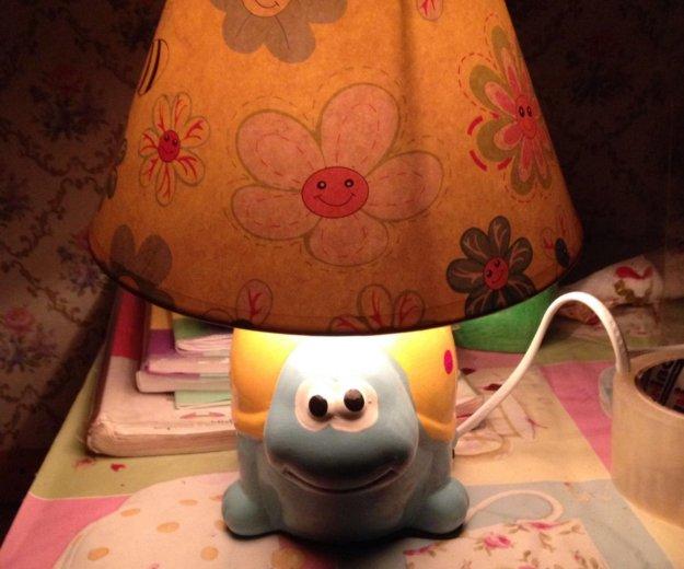 Светильник -ночник  детский . Фото 2. Чебоксары.