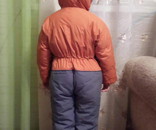 Продам зимний камбинезон на мальчика. Фото 2. Красноярск.