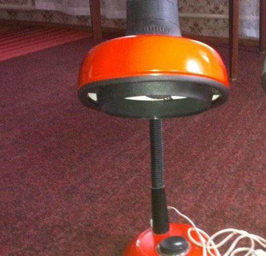 Лампа настольная. Фото 1. Чехов.