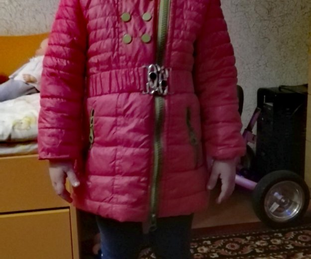 Куртка осень-весна. Фото 1. Киров.
