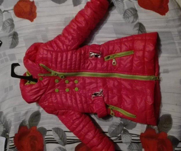 Куртка осень-весна. Фото 3. Киров.