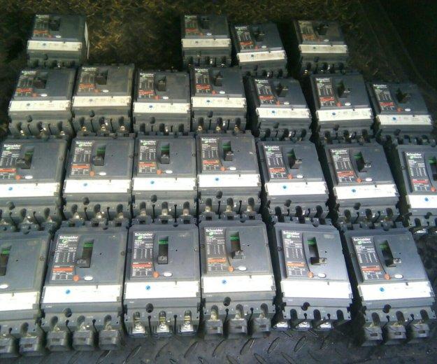 Выключатели автоматические schneider electric. Фото 1. Москва.