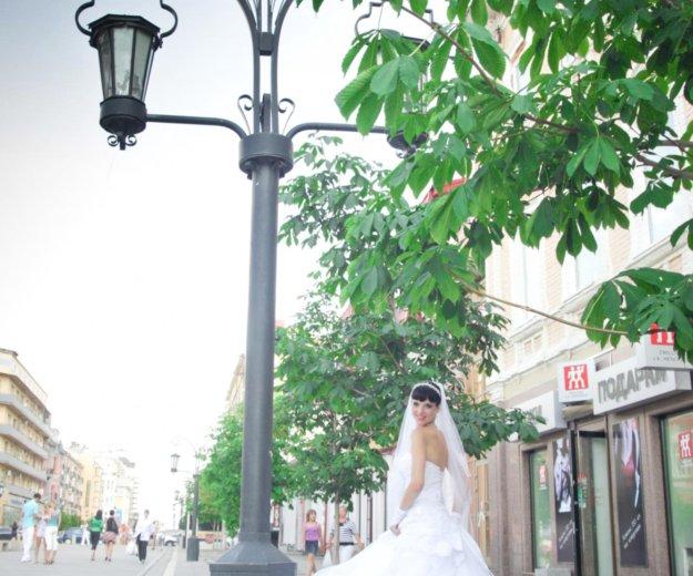 Свадебное платье. Фото 3. Самара.