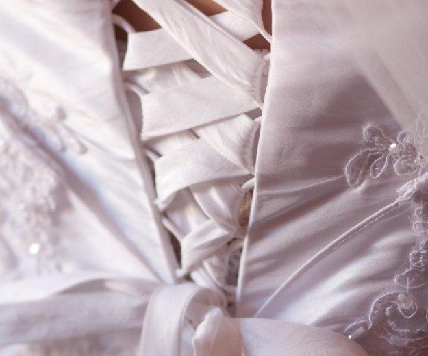 Свадебное платье. Фото 4. Самара.