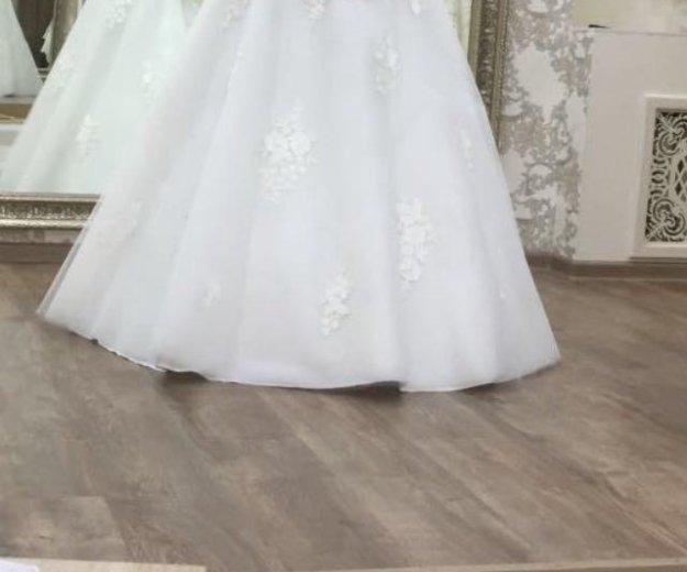 Свадебное платье. Фото 1. Стерлитамак.