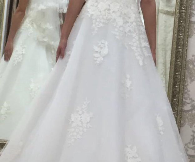 Свадебное платье. Фото 3. Стерлитамак.