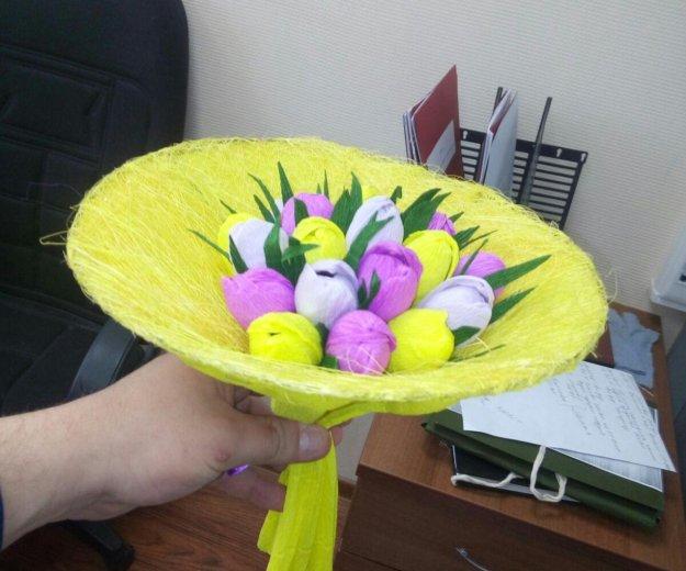 Букеты из конфет. Фото 1. Казань.