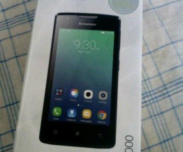 Новый телефон lenovo a1000. Фото 1. Омск.