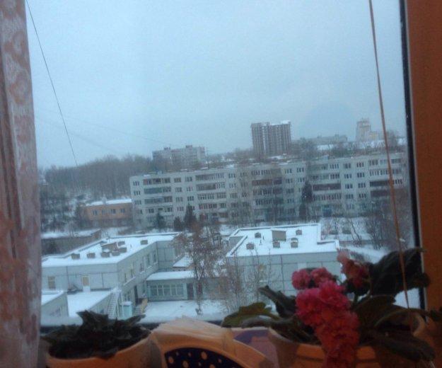 Чистка снега с крыши. Фото 1. Лосино-Петровский.