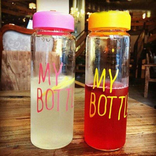 My bottle. Фото 1. Феодосия.