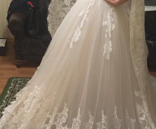 Свадебное платье. Фото 4. Пенза.