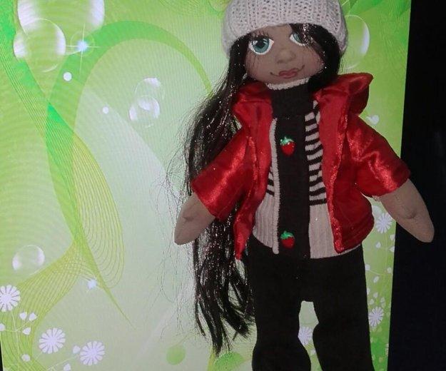 Кукла интерьерная игровая. Фото 1. Кемерово.