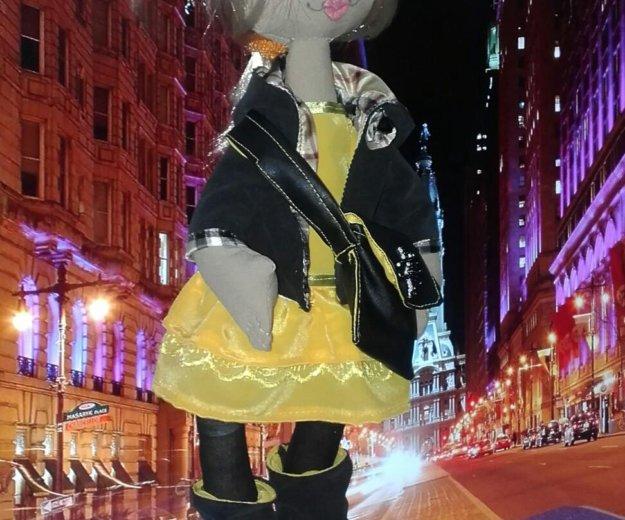 Кукла интерьерная игровая. Фото 2. Кемерово.