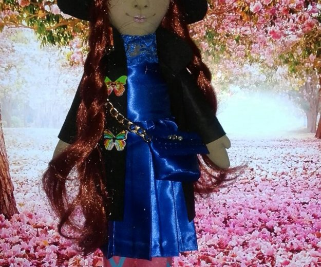 Кукла интерьерная игровая. Фото 4. Кемерово.