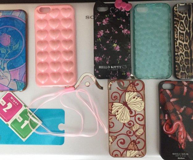 Чехлы на iphone 📱 5s, 6s + подарки. Фото 2. Москва.