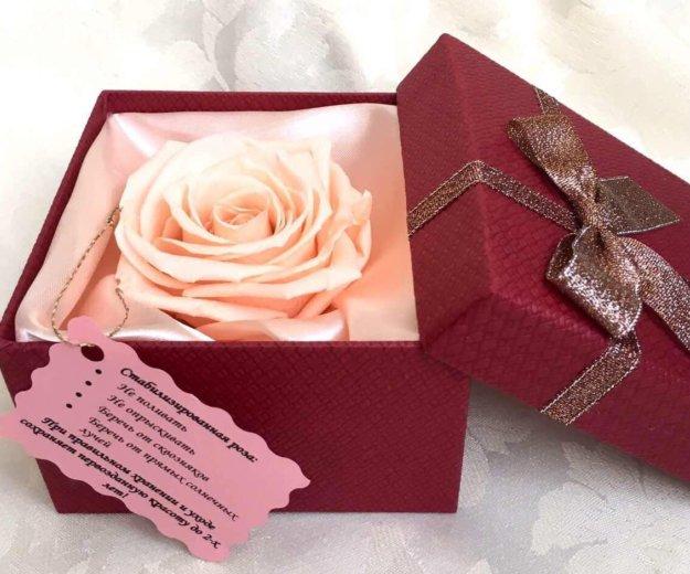 Цветочный подарок-сюрприз. Фото 1. Санкт-Петербург.